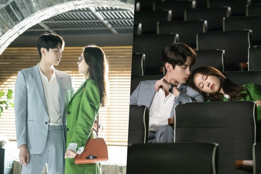 "Lee Min Ki y Seo Hyun Jin tienen una cita romántica en ""The Beauty Inside"""