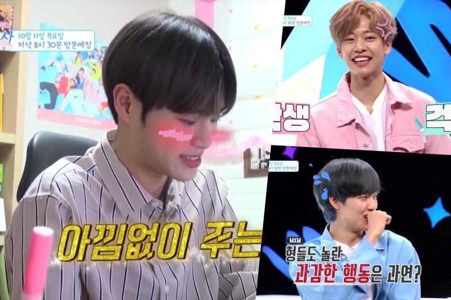 """Lee Dae Hwi de Wanna One es el sueño de todos los fans con su dulce y suave encanto en """"Tutor"""" de Mnet"""