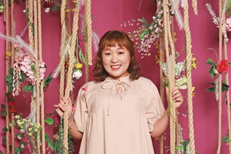 La cómico Lee Soo Ji anuncia su matrimonio