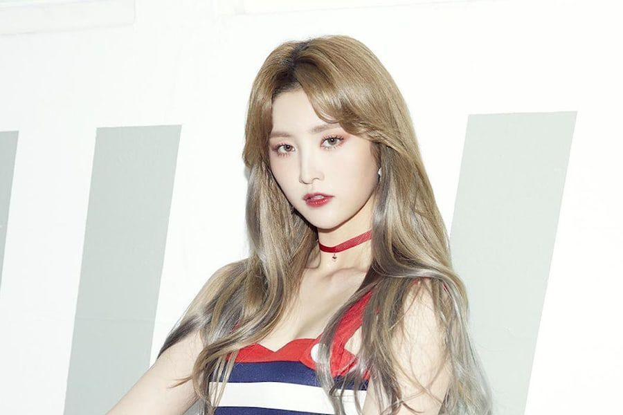 Jeonghwa de EXID escogida para protagonizar un nuevo web drama
