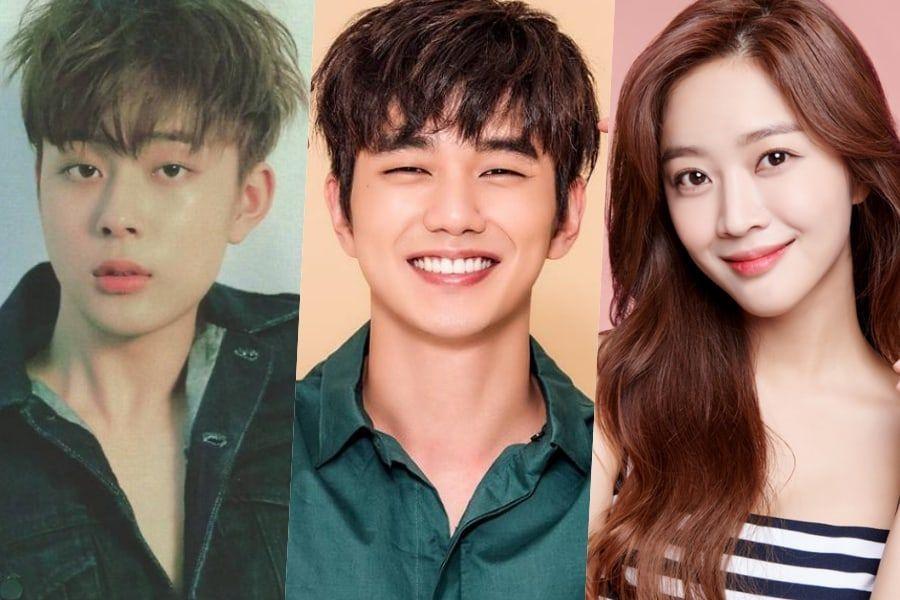 Yoo Seon Ho se une al nuevo drama de Yoo Seung Ho y Jo Bo Ah