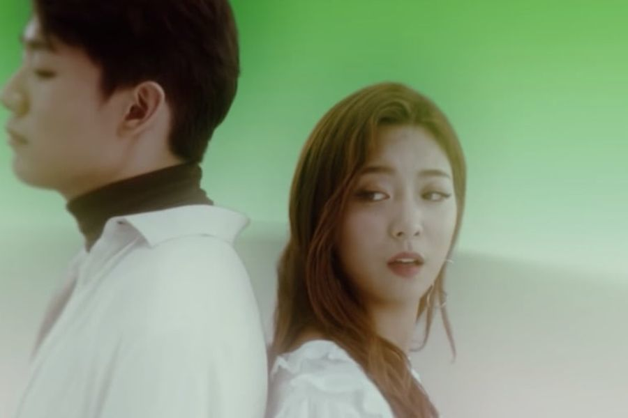 "NakJoon (Bernard Park) y Luna de f(x) cantan a dueto ""Still"""