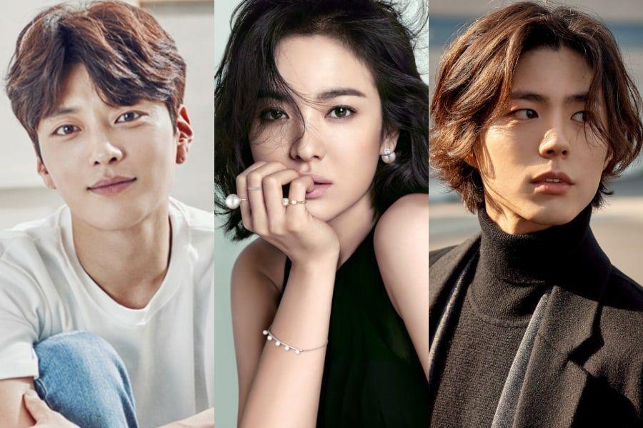 "[Actualización] Se confirma que Jang Seung Jo se unirá a Song Hye Kyo y a Park Bo Gum en el drama ""Encounter"""