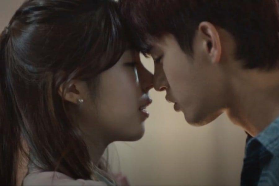 """Seo In Guk roba corazones con su candente escena de beso con Seo Eun Soo para """"The Smile Has Left Your Eyes"""""""
