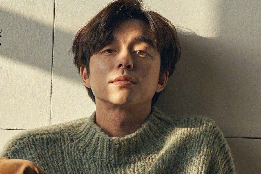 """Gong Yoo protagonizará una nueva película liderada por el director de """"Architecture 101"""""""