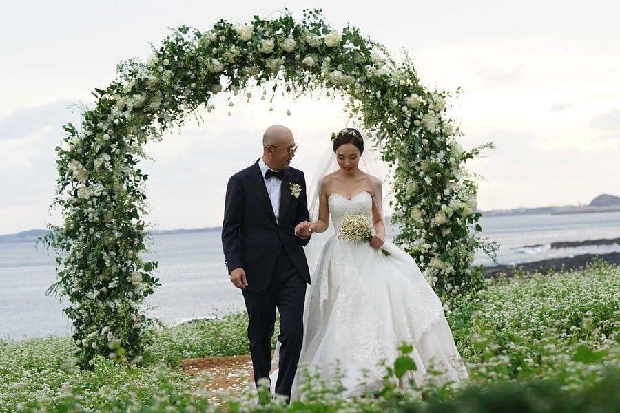 Lee Ha Neul de DJ DOC contrae matrimonio tras 11 años de relación
