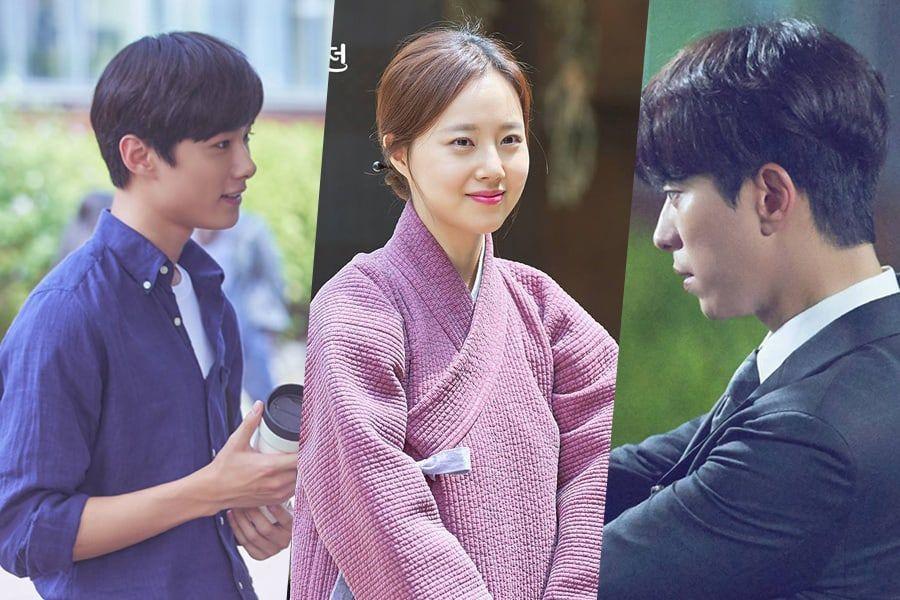 "Moon Chae Won tiene una increíble química con sus intereses amorosos en ""Mama Fairy And The Woodcutter"""