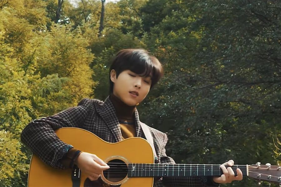 "Yoo Seung Woo interpreta al amor puro en el MV ""Always"""