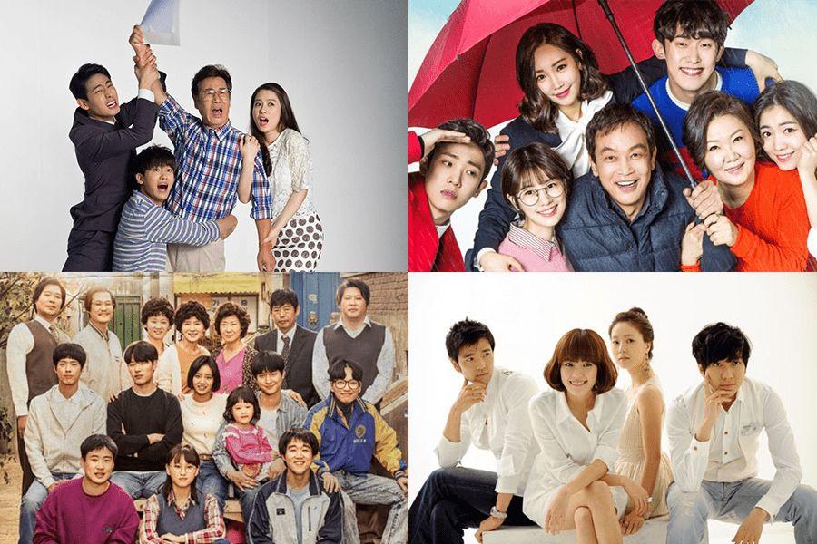 8 K-Dramas familiares que harán brotar todos tus sentimientos