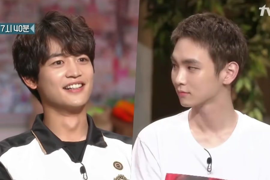 "Minho de SHINee está listo para revelar los secretos de Key en vista previa de ""Amazing Saturday"""