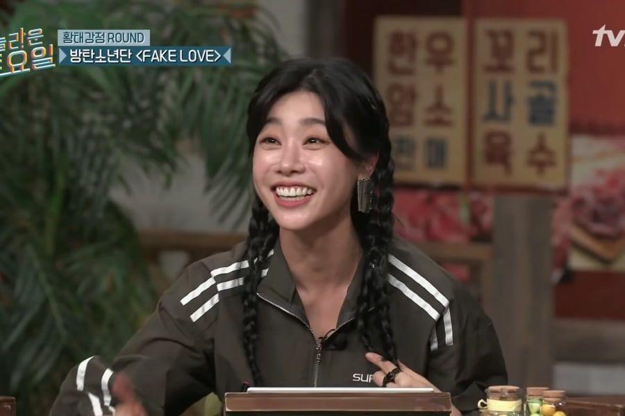 Sojin de Girl's Day hace reír a todos por no conocer las canciones populares de TWICE y BTS