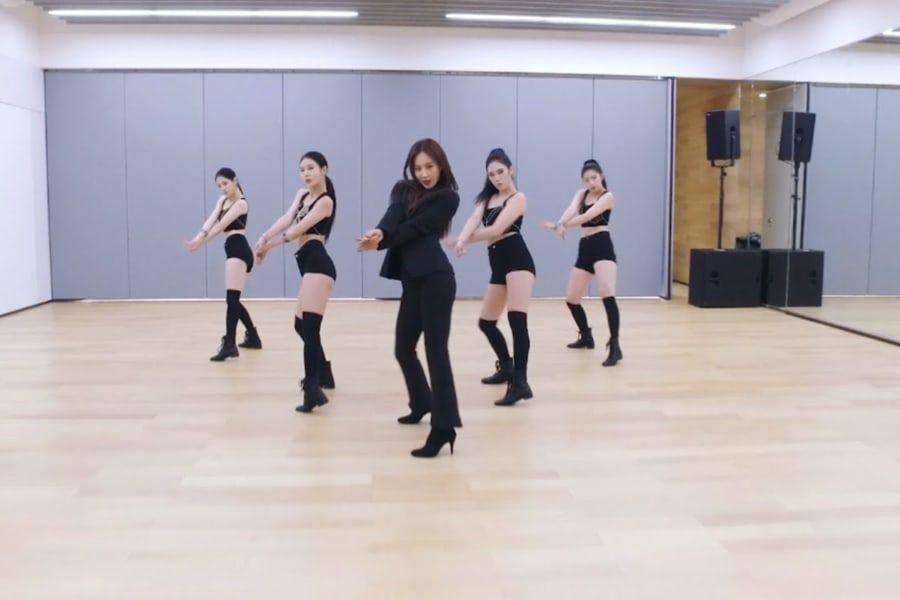 """Yuri de Girls' Generation es elegante y sexy en el video de práctica de baile para """"Into You"""""""