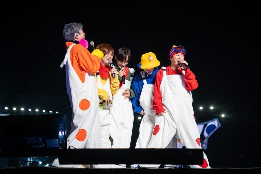 H.O.T. agradece a los fans en su primer concierto en 17 años