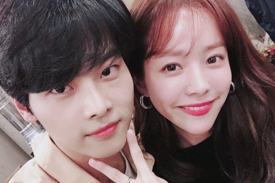 """N de VIXX muestra su apoyo a la nueva película de su co-estrella Han Ji Min de """"Familiar Wife"""""""