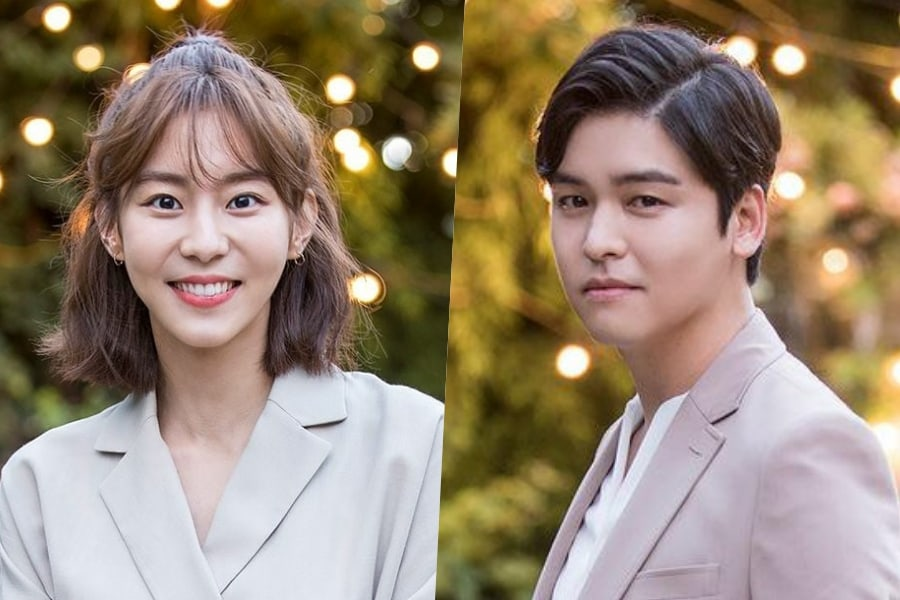 """My Only One"" de Uee y Lee Jang Woo alcanza sus índices de audiencia más altos"