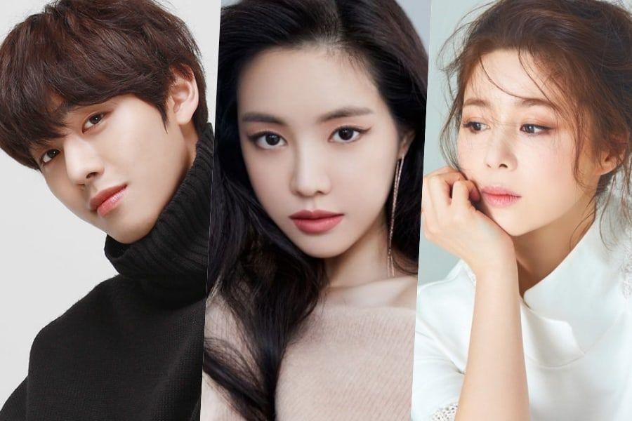 "Ahn Hyo Seop, Son Naeun de Apink y Seo Young Hee aparecerán como invitados en ""Running Man"""