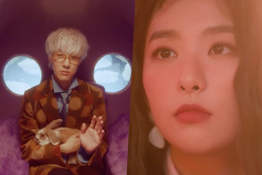 """""""Hello Tutorial"""" de Zion.T con Seulgi de Red Velvet llega a lo más alto de todas las listas más importantes en tiempo real"""