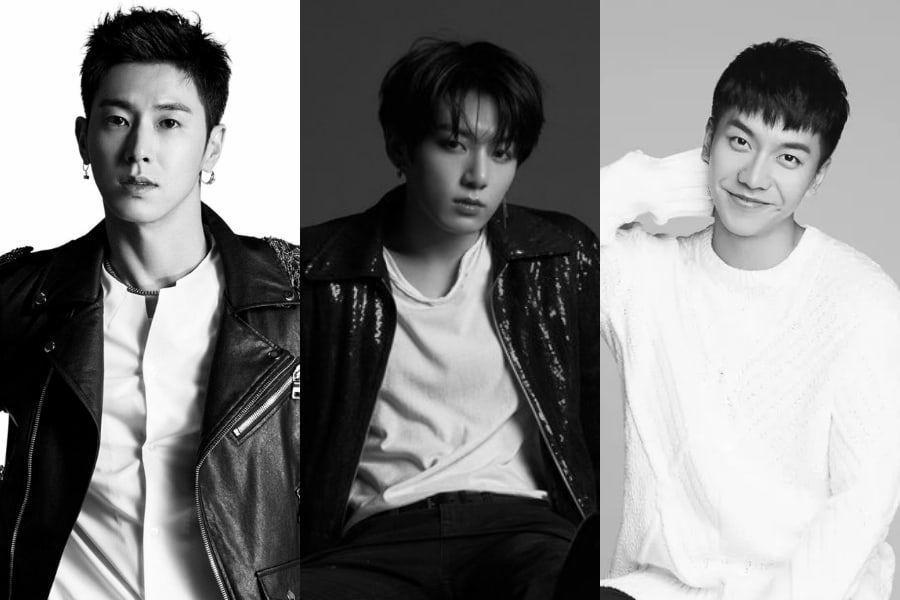 Coreanos votan por las celebridades que aparentemente pueden hacer absolutamente cualquier cosa