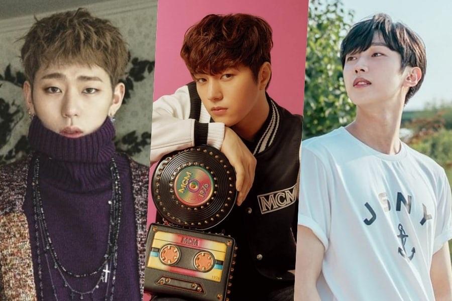 Zico de BLOCK B, L de INFINITE, Jinyoung de B1A4, y más confirmados para asistir a los 2018 Asia Artist Awards