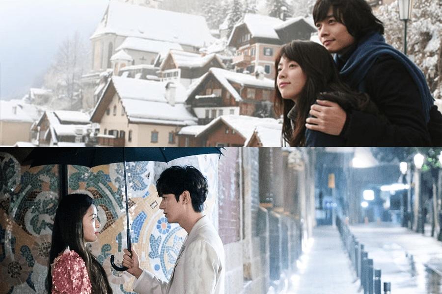 11 K-Dramas que debes ver cuando estás de humor para viajar y enamorarte