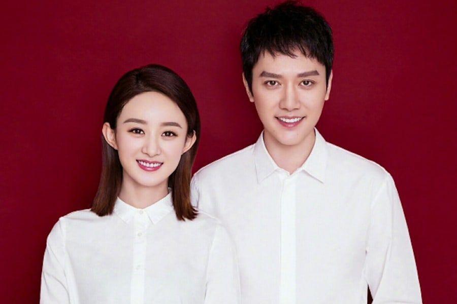 Zhao Liying y Feng Shaofeng anuncian matrimonio