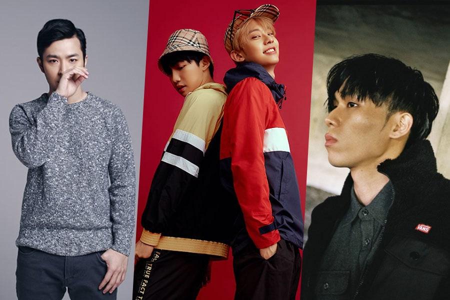 Verbal Jint regresará tras 3 años con colaboraciones con MXM y Sik-K