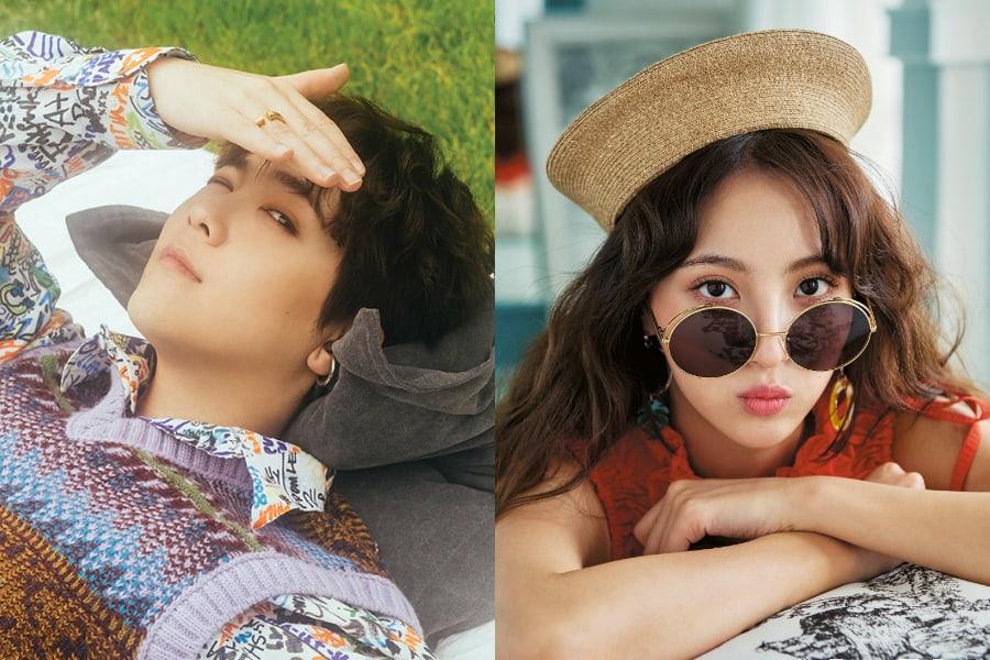 Se reporta que Lee Hong Ki de FTISLAND y Jung Hye Sung protagonizarán nuevo drama de comedia-romántico