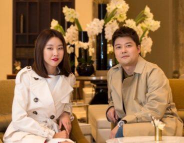 Jun Hyun Moo, Han Hye Jin