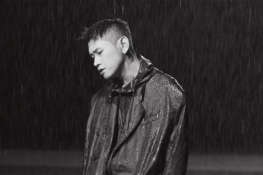"Crush canta sobre una ruptura emocional en el MV para ""None"""