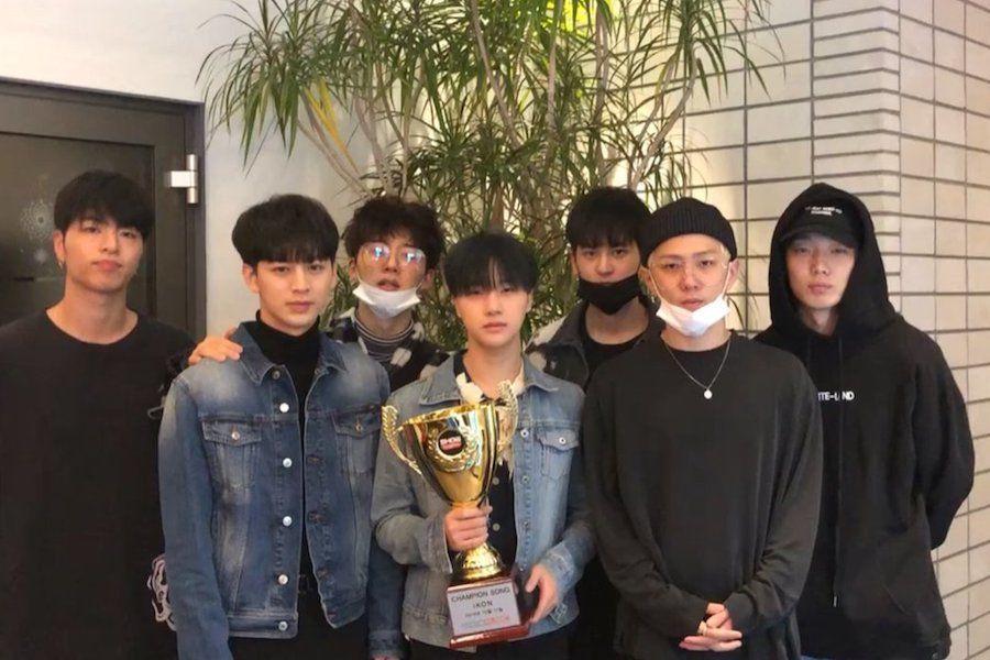 """iKON logra sexto trofeo con """"Goodbye Road"""" en """"Show Champion"""", actuaciones de NCT 127, APRIL, y más"""