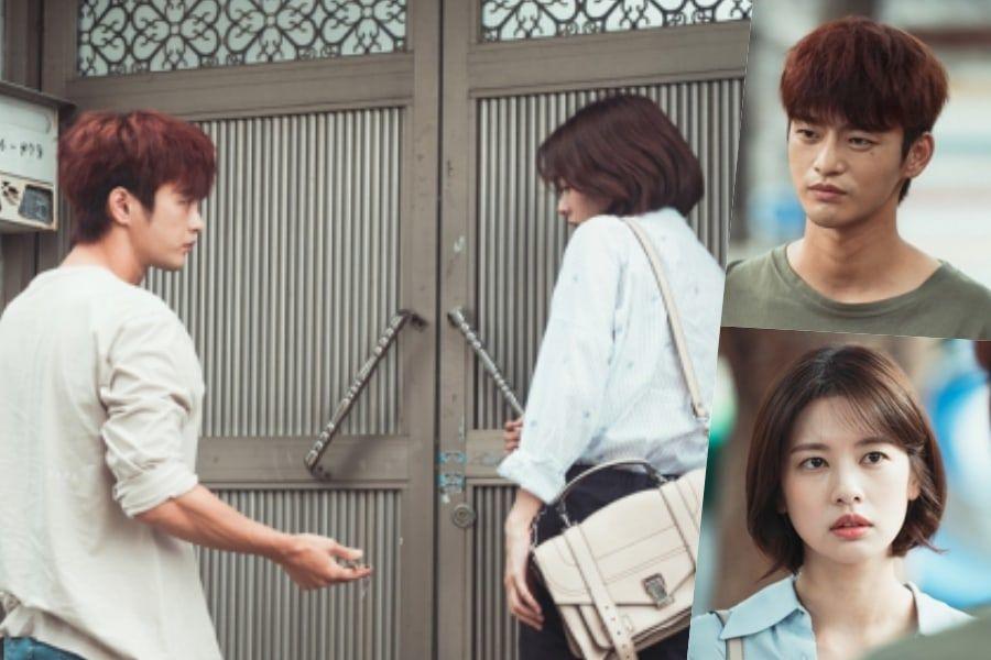 """Seo In Guk expresa sus sentimientos por Jung So Min en """"The Smile Has Left Your Eyes"""""""