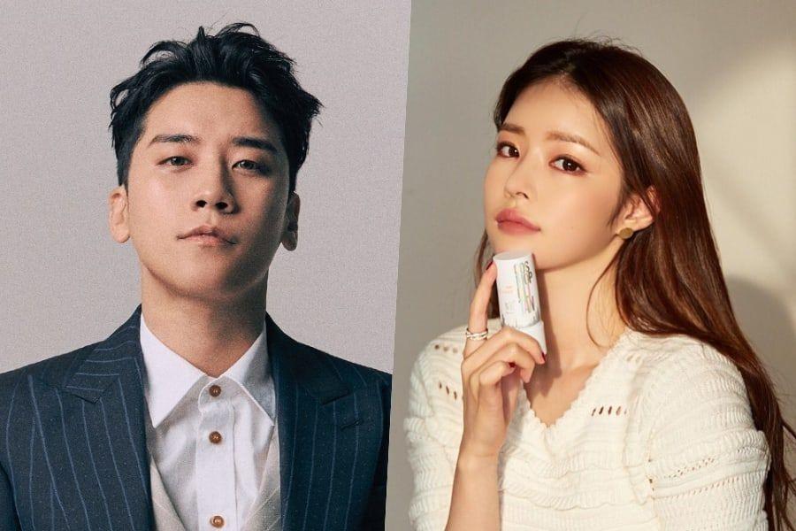 Se informa que Seungri de BIGBANG estaría en una relación con la actriz Yu Hye Won