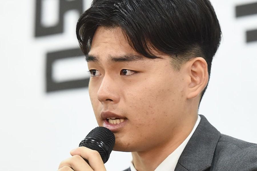 Lee Seok Cheol de The East Light habla sobre recientes reportes de abusos + Emprenderá acciones legales