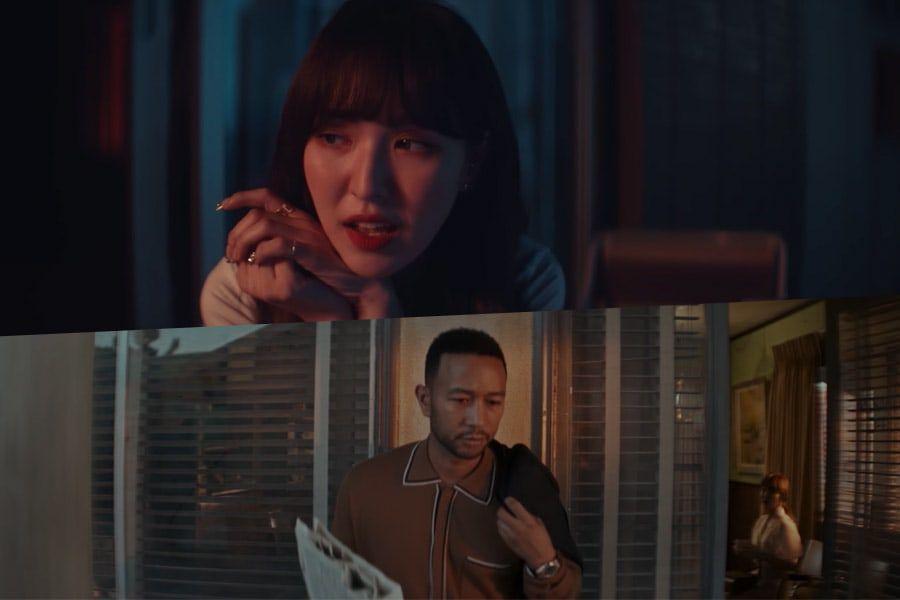 """Wendy de Red Velvet y John Legend presentan el vídeo musical de su colaboración """"Written In The Stars"""""""