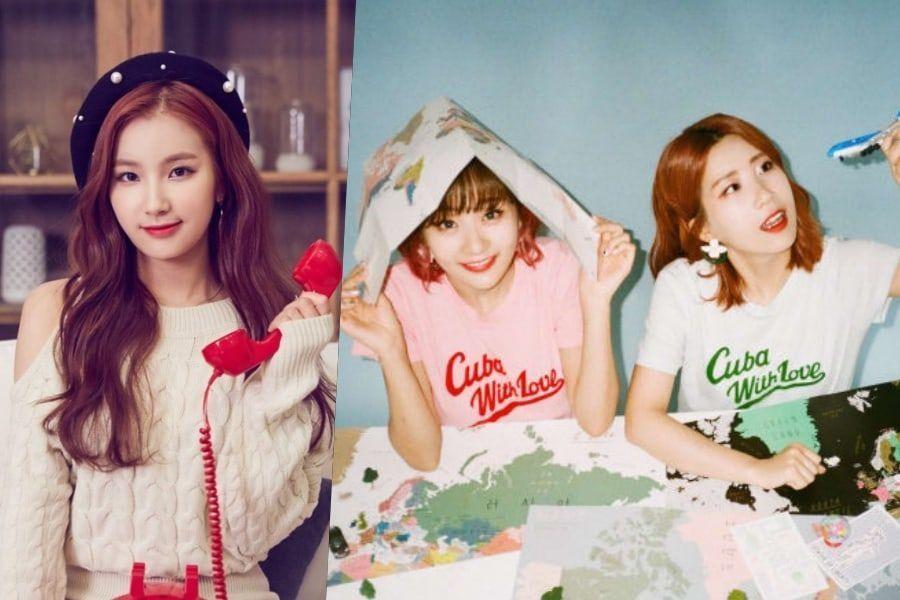 Sohee de ELRIS habla sobre su experiencia trabajando con Bolbbalgan4 para su debut en solitario