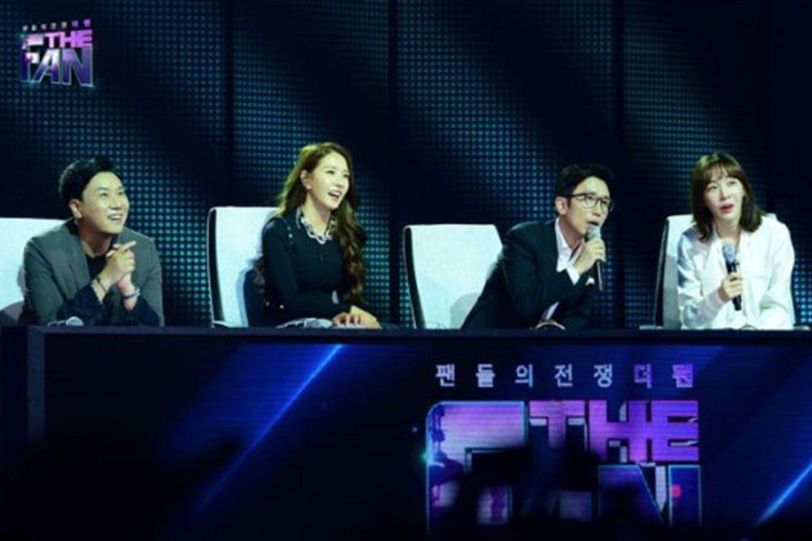"""""""The Fan"""" de BoA y Yoo Hee Yeol establece fecha de emisión y comparte un vistazo de la primera grabación"""