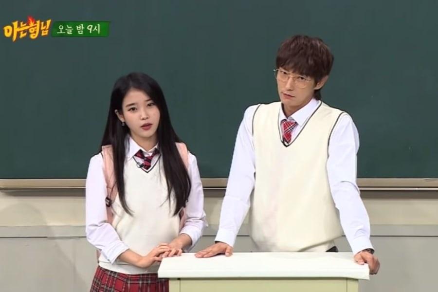 """Lee Joon Gi prueba su amistad con IU y su agudo ingenio en clip pre lanzado para """"Ask Us Anything"""""""