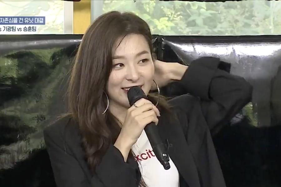 """Seulgi de Red Velvet emociona a los participantes con aparición sorpresa en """"Dancing High"""""""