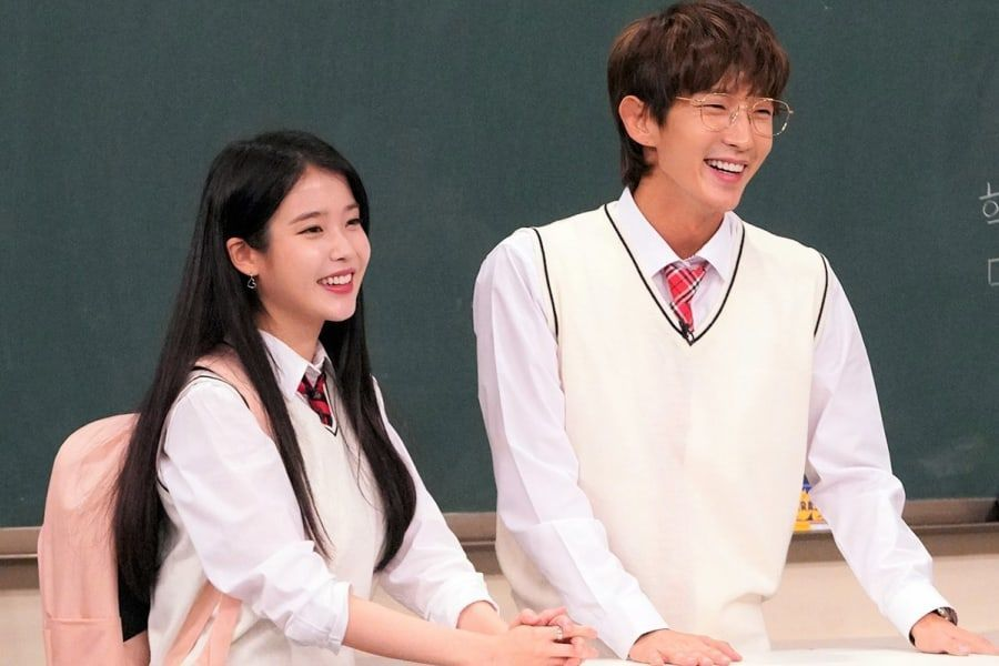IU y Lee Joon Gi elogian las habilidades de actuación de cada uno y revelan un malentendido inicial