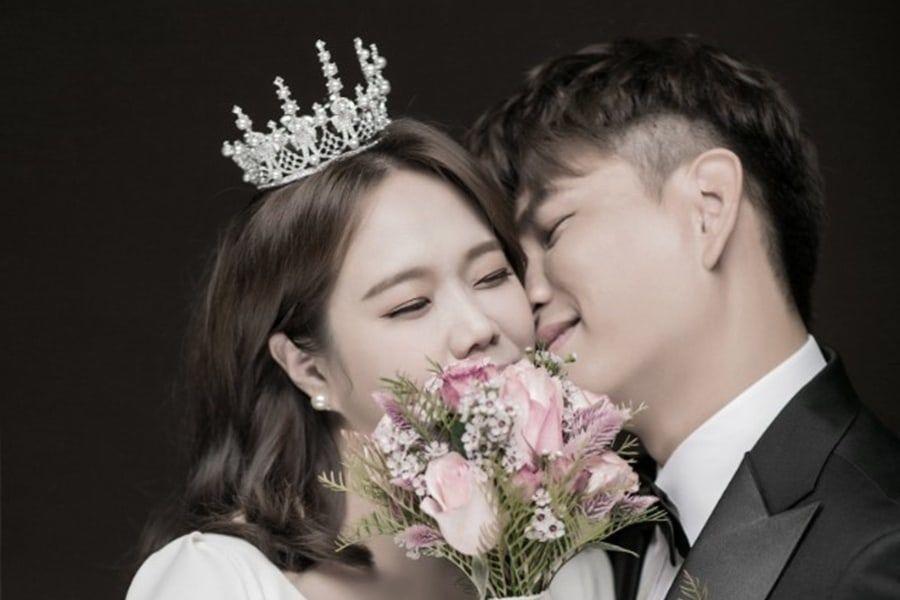 Hong Hyun Hee y Jason se casarán en una boda privada