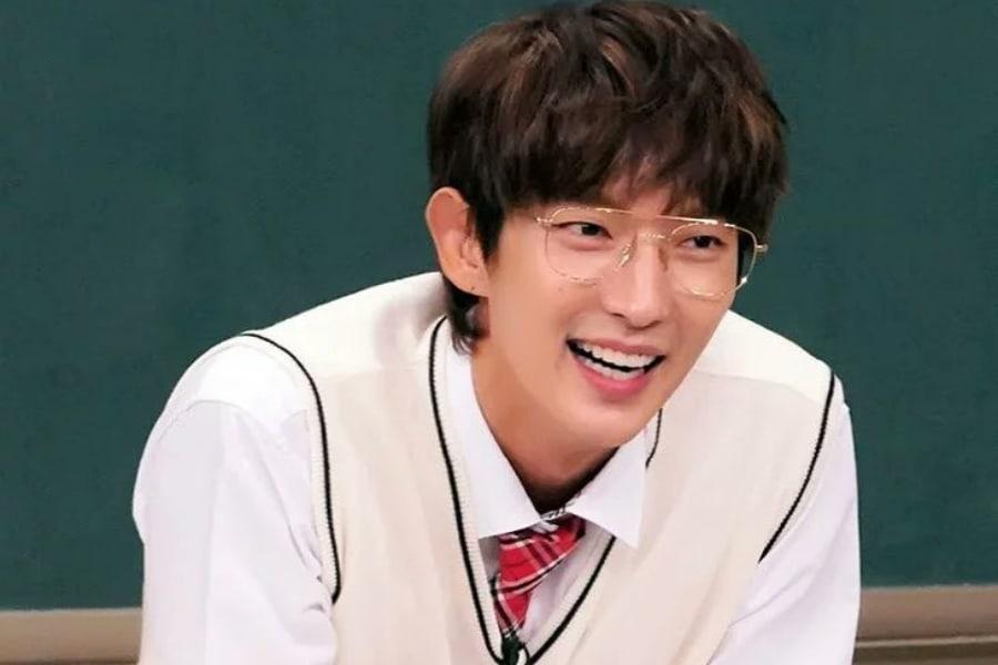 """Lee Joon Gi revela historia del reparto tras """"The King And The Clown"""" y su meta como actor"""