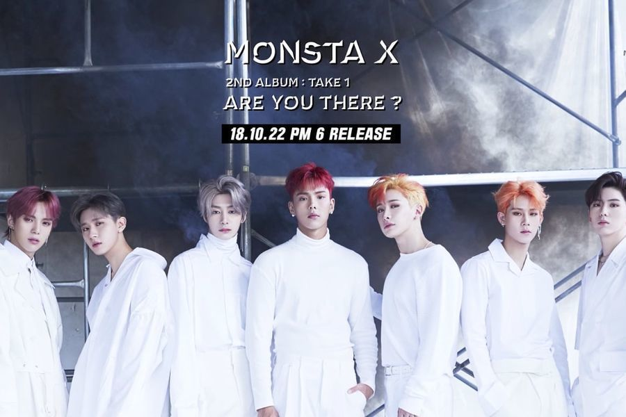 [Actualizado] MONSTA X incrementa anticipación para su próximo álbum de comeback con audio adelanto