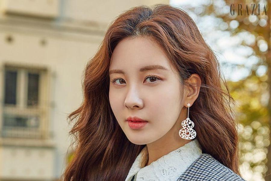"""Seohyun de Girls' Generation habla de lo que ha ganado con su último drama """"Time"""""""