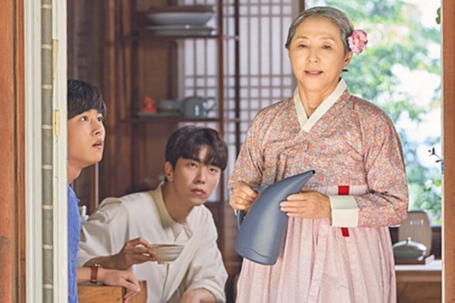 "Yoon Hyun Min y Seo Ji Hoon conocen a su interés amoroso en ""Mama Fairy And The Woodcutter"""