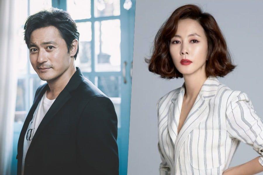 Jang Dong Gun y Kim Nam Joo responden a los rumores que dicen que están sujetos a investigaciones tributarias