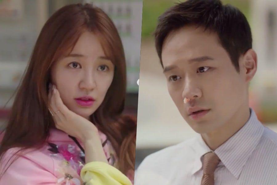 """Yoon Eun Hye y Chun Jung Myung prometen dulces momentos y risas en el primer teaser de """"Love Alert"""""""