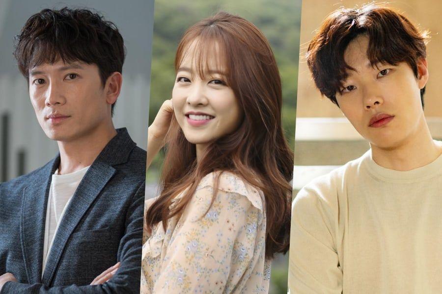 Ji Sung, Park Bo Young, Ryu Jun Yeol y más serán presentadores en los Seoul Awards