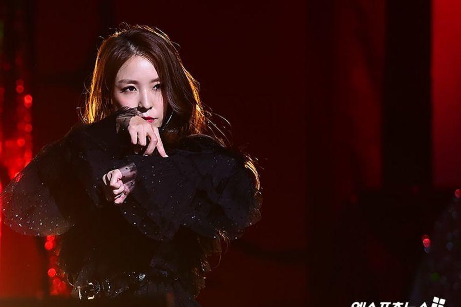 BoA explica por qué ella su nueva canción principal se centró en el mensaje sobre el empoderamiento femenino