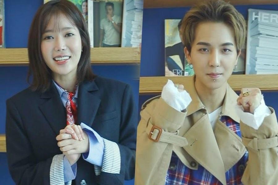 "Im Soo Hyang y Song Mino de WINNER prueban su suerte en ""Let's Eat Dinner Together"""