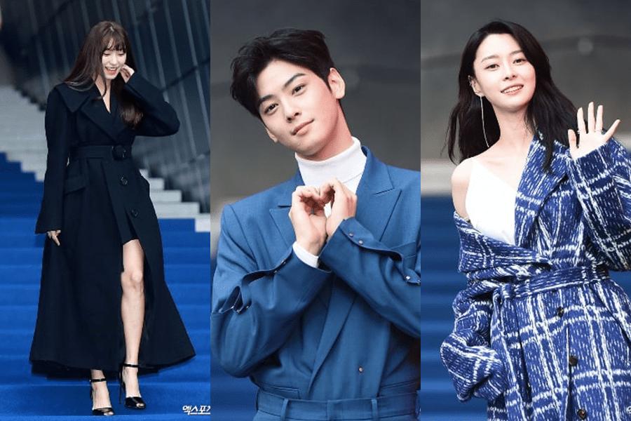 De ídolos a íconos de moda: estrellas coreanas que brillaron en el 19/SS Hera Seoul Fashion Week